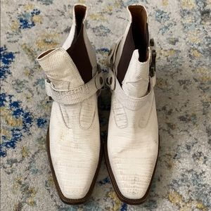 Free People lady luck boots!